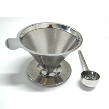 튼튼한 열 저항 304 스테인리스 철강 커피 필터