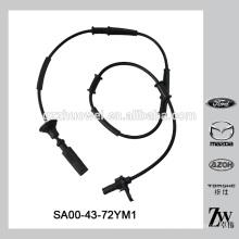 China Sensor de ABS de rueda trasera original para Haima 484Q SA00-43-72YM1