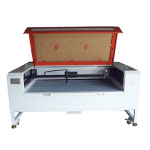 Plush Toy/Flocking Material Laser Cutting Engraving Machine