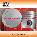 MAZDA engine parts piston T3000 HA piston ring