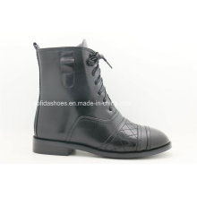 Fashion High Heel Lady Rubber Boot para mulheres sexy