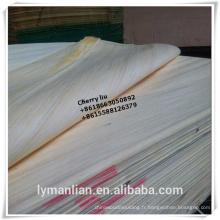 feuilles de placage en bois reconstitué placage de bois blanc