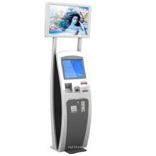 Kiosque d'écran tactile d'imprimante de billet de vente