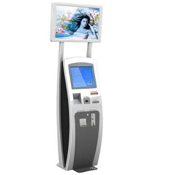 Verkaufs-Ticket-Drucker-Touch Screen Kiosk