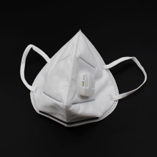 Disposable medical filtering half-face dust mask