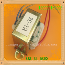 RoHS CQC 2.0w-4.0w ei 35 high quality power transformer