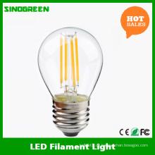 4W G45 E27 Mini Globe LED Birne Filament