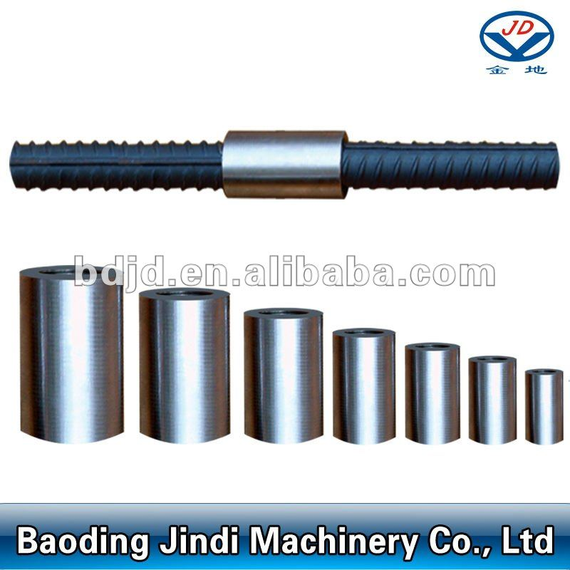 Straight Screw Coupler untuk Rebar Mechanical Splicing