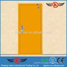 JK-F9012 porta de fogo de aço / vedação de porta à prova de fogo