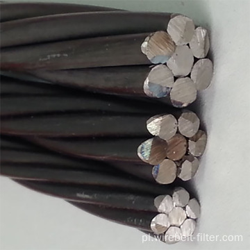 7Wire Low Ralaxation Prestressed Concrete Strand