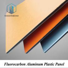 Фторуглеродный алюминиевый пластиковый лист с покрытием из ПВДФ