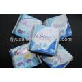 Beyongse Sirene alta Absorvente Natural Algodão Beyonse Lady Guardanapo Sanitário