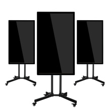 stand movable live streaming projection screen