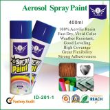 Aerosol Spray Paints For Concrete , Thermoplastic Acrylic