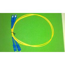 Cordon de raccordement fibre optique - SC / PC-SC / PC Duplex 2.0mm