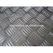 5052 /5083 /5754 /5005 /8011 China 5 bars aluminum coil price