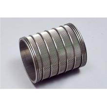 Cilindros de alambre de cuña reforzada / Elemento cilíndrico