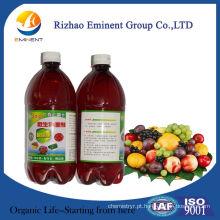 Abono orgânico biológico de alta qualidade
