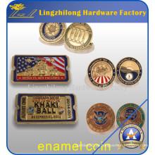 Usn Soft Enamel Souvenir Coin Proveedor