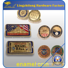 Usn Soft Enamel Souvenir Coin Supplier