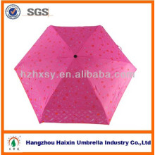 Portable Mini Custom Mini Umbrella Kids Umbrella with a Big