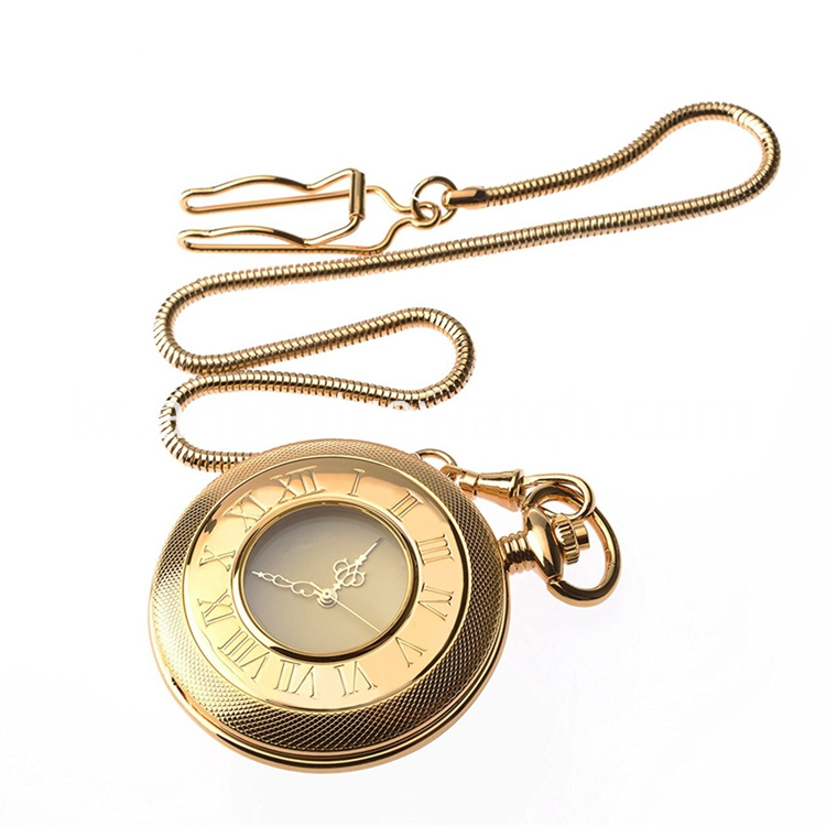 Half hunter Pocket Watch