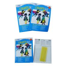 Papier Scratch Kinder Karte Kratzen und Karten zu gewinnen