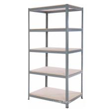 Industrial Metal Warehouse Shelf Light Duty Shelving Boltless Shelves