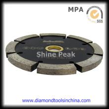 Hoja de Sierra de diamante Tuck punto de corte Multi propósito