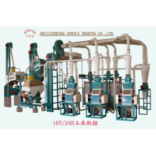 Corn Flour Milling Machine/ Corn Flour Mill Production Line