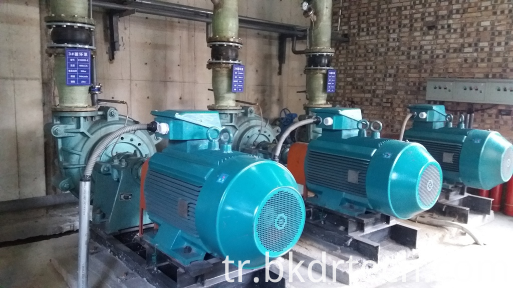 HSR FGD slurry pump 1