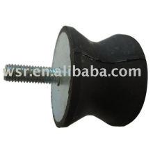 Borracha personalizada ao metal produtos moldados excesso de ligação