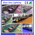 2015 hotsale 54pcs x 3w disco light led par