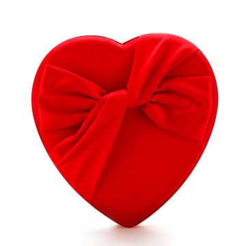 ODM for Fancy Heart Shaped Gift Box Velvet Heart Shape Chocolate Rigid Gift Box supply to Poland Importers