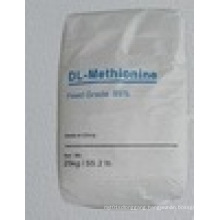White Powder Dl- Methionine for Feed