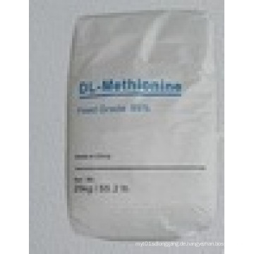 Weißes Pulver Dl-Methionin für Futter