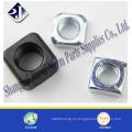 Porca quadrada de aço padrão DIN557 para o parafuso