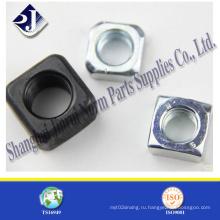 Стандартная стальная квадратная DIN557 Гайка для болта