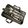 outdoor grill bbq utensil cooking  kits