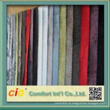 2015 do sofá do poliéster tecido tecido