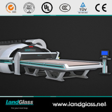Landglass Electric Heating Furnace Horizontal Glass Tempering Furnace