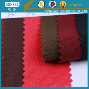 Tecido de sarja para tecido de boné de beisebol