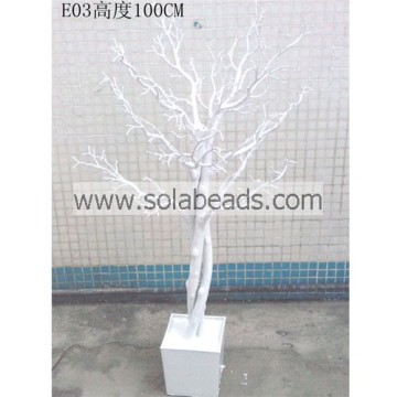 Cold 100CM Wedding Wishing Branches Tree
