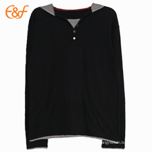 Mens Hoodies Casual Button Up Long Sleeved Hooded Sweater
