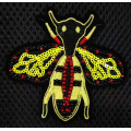 Hurtownia Bee Machine Bead Embroidery Patches
