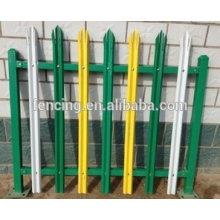 Красочный W раздел бледно-частокол забор(завод)