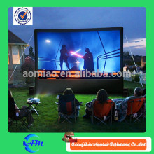 hot sale professional inflatable advertising screen,inflatable moving screen