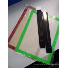 Eco-содружественная циновка силикона с изготовленным на заказ печатанием