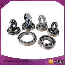 Rodamiento de bolitas en miniatura de acero cromado 6 * 19 * 6mm 626zz para puerta corredera