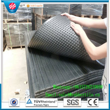 Fiber Reinforced Black Rubber Stable Mats, Cow Rubber Mat